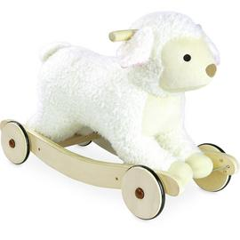 Vilac Plush Sheep 2-in-1 Rocker Rider
