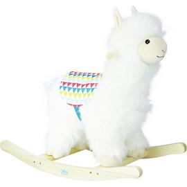 Vilac Plush Alpaca Rocker