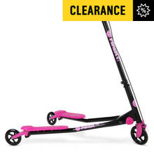 Yvolution Y Fliker A3 Air Series Scooter - Pink