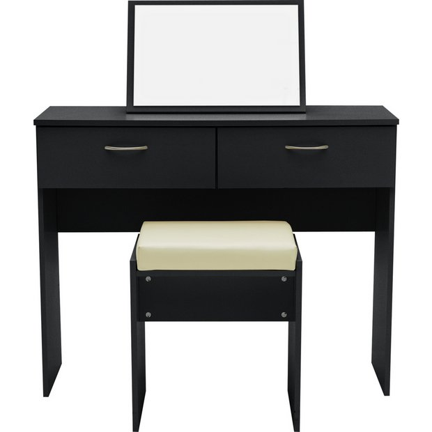 Buy collection cheval dressing table stool mirror for Salon table and mirror