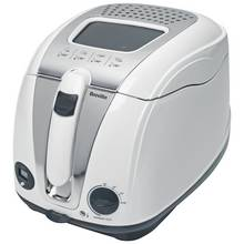 Breville VDF108 Digital Fryer - White