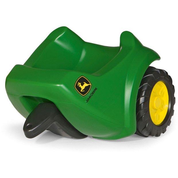 John Deere Baby Gifts Uk : Buy rolly toys john deere trailer for mini trac at argos