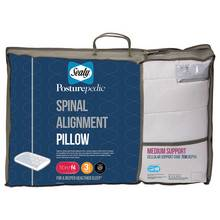 Sealy Posturepedic Spinal Alignment Pillow - 7cm