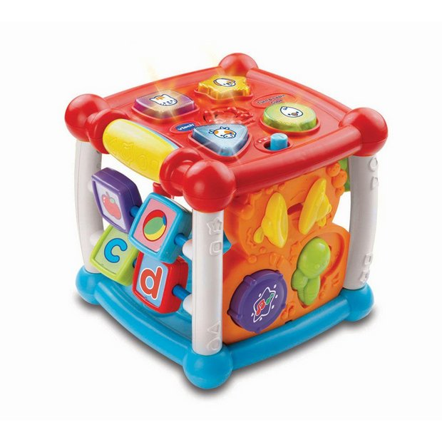 Buy VTech Turn and Learn Cube at Argos.co.uk - Your Online