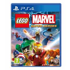 LEGO Marvel Super Heroes PS4 Game
