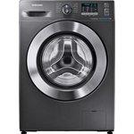 more details on Samsung WF70F5E2W4X 7KG 1400 Spin Washing Machine-Graphite.