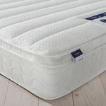 more details on Silentnight Miracoil Travis Cushiontop Double Mattress.