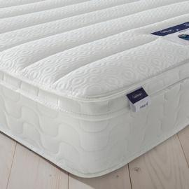 Silentnight Miracoil Travis Memory Foam Double Mattress