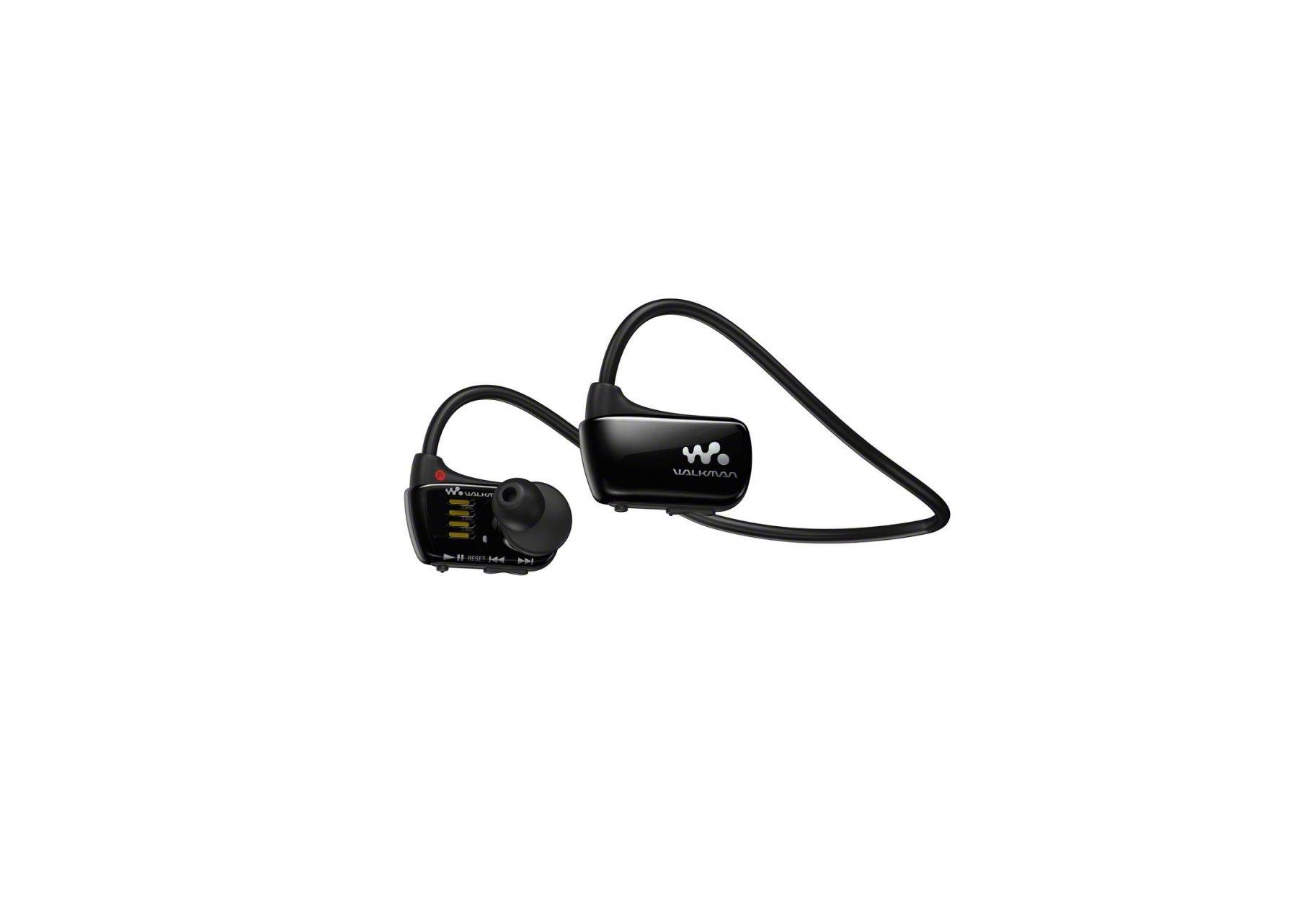 Sony NWZW274B Waterproof Walkman - Black.