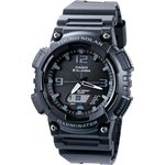 more details on Casio Men's Black Analogue and Digital Solar Watch.