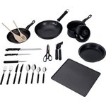 more details on Simple Value 20 Piece Kitchen Essentials Starter Set.