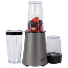 James Martin 2X865X Multifunctional Blender & Grinder - Grey
