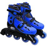 more details on Elektra In Line Boot Skates - Blue.
