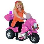 more details on Chad Valley 6V Princess Stardom Bike.