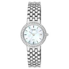 Citizen Ladies' Eco-Drive Swarovski Crystal Bracelet Watch