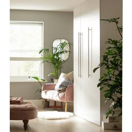 Argos Home Atlas 3 Door Tall Wardrobe
