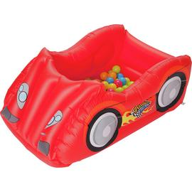 Chad Valley Race Car Ball Pit