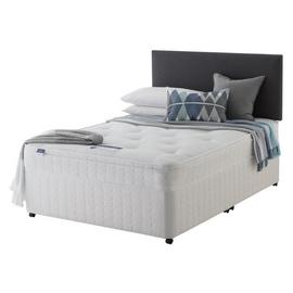 Silentnight Miracoil Travis Ortho Divan Bed - Small Double.