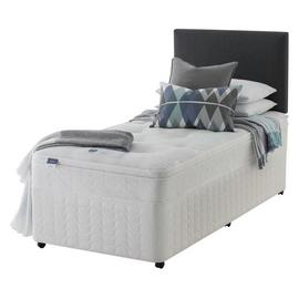 Silentnight Miracoil Travis Ortho Divan Bed - Single.