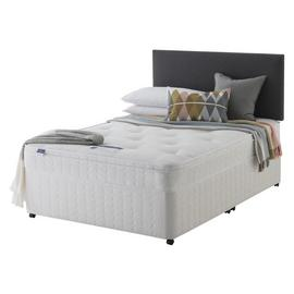 Silentnight Miracoil Travis Ortho Divan Bed - Superking.
