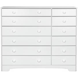 Argos Home Nordic 6+6 Drawer Chest