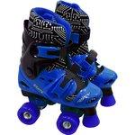 more details on Elektra Quad Boot Skates - Blue.