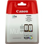 more details on Canon PG-545/CL-546 Ink Cartridge Multipack.