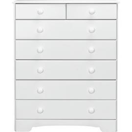 Argos Home Nordic 5+2 Drawer Chest