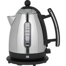 Dualit 72400 JKT3 Jug Kettle - Stainless Steel and Black