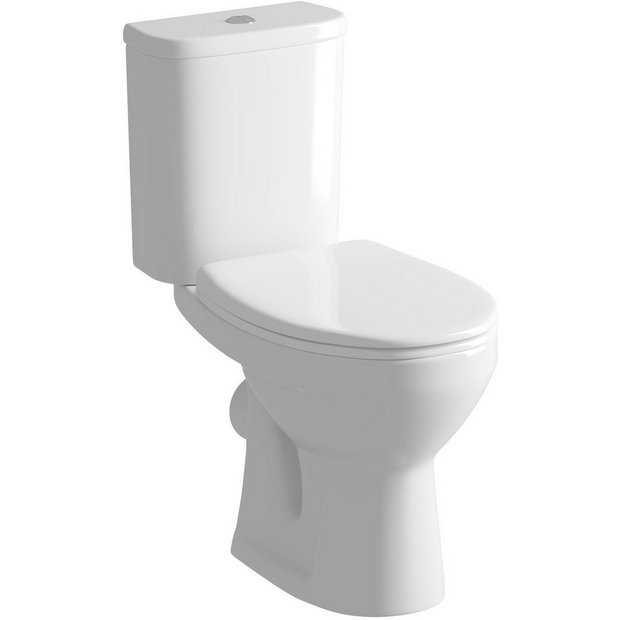 buy eliana caraway toilet with soft close seat at. Black Bedroom Furniture Sets. Home Design Ideas