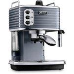 more details on De'Longhi Scultura Coffee Machine - Grey.