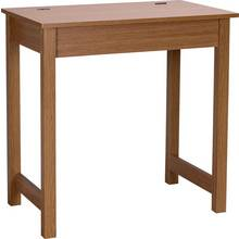 HOME Denbigh Office Desk - Oak Effect