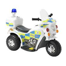 Chad Valley 6V Powered Ride On Police Bike