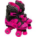 more details on Elektra Quad Boot Skates - Pink.