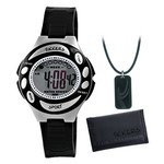 more details on Tikkers Boys' Black Digital Watch Set.