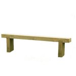 more details on Forest Sleeper Bench 1.8m.