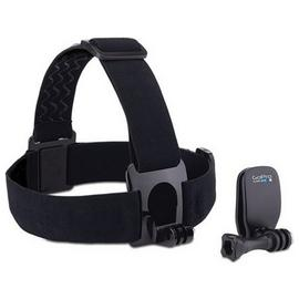 GoPro Head Strap And Quick Clip Camera Accessory