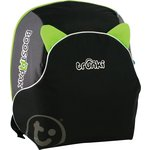 more details on Trunki Boostapak Car Booster Seat - Green.