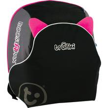 Trunki Boostapak Car Booster Seat - Pink.