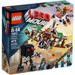 more details on LEGO Movie Creative Ambush - 70812.