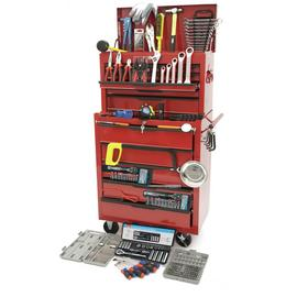 Hilka 270 Piece Tool Chest Kit.
