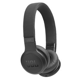 JBL Live 400 On-Ear Wireless Headphones - Black