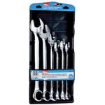 more details on Hilka 6 Piece Jumbo Chrome Vanadium Combination Spanners.