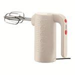 more details on Bodum Bistro Hand Mixer - White.