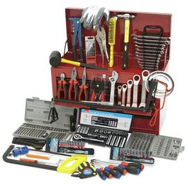 Hilka 269 Piece Tool Chest Kit.