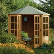 more details on Ryton Wooden Octagonal Summerhouse 8 x 8ft.