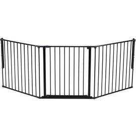 BabyDan Large Configure Gate - Black.