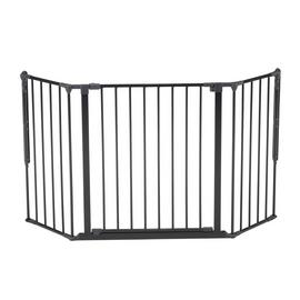 BabyDan Configure Gate Medium - Black