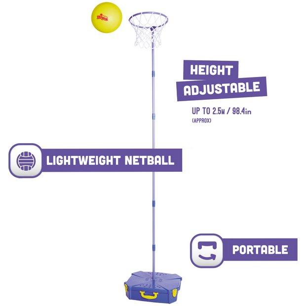 Balance Ball Argos: Buy Swingball Junior Basketball At Argos.co.uk
