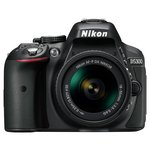 more details on Nikon D5300 24MP DSLR Camera with 18-55mm VR Lens